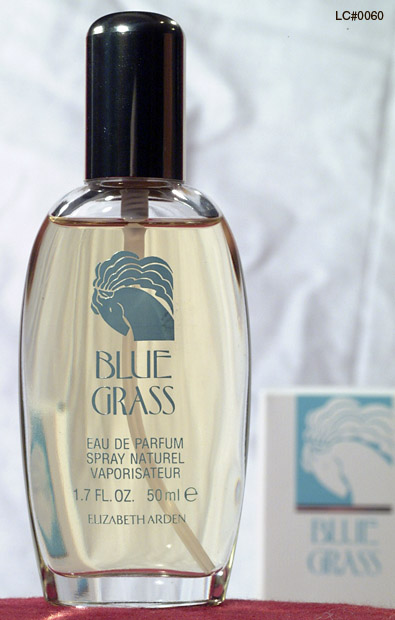 Blue Grass Perfume Introduced In 1936 Marked Elizabeth Ardens