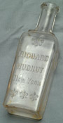 Richard Hudnut bottle