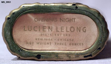 'Opening Night' talc by Lucien Lelong