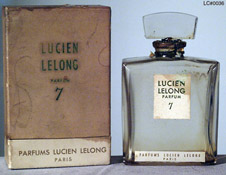 7 perfume by Lucien Lelong