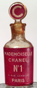Mademoiselle Chanel No.1 perfume bottle