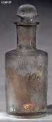 Photo of old Rigaud perfume bottle