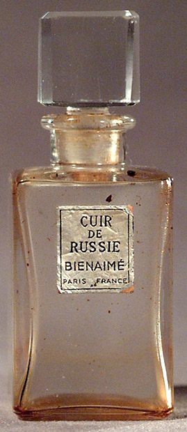 perfumer robert bienamie 39 s 39 cuir de russie 39 was among the first fragrances he launched after. Black Bedroom Furniture Sets. Home Design Ideas