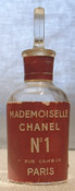 Mademoiselle Chanel No.1 bottle