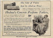 1897 Richard Hudnut Advertising Notice